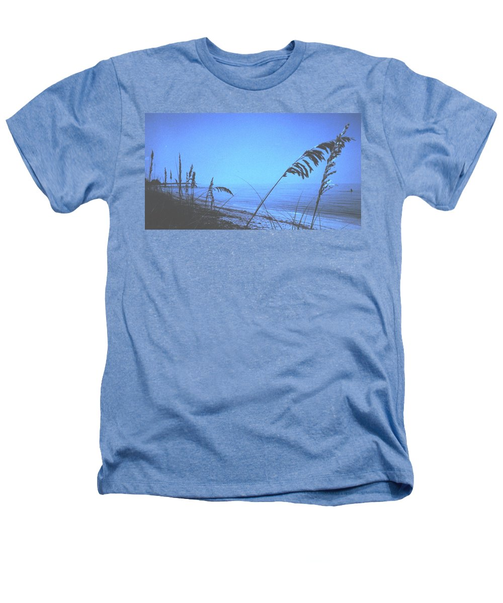 Heathers T-Shirt featuring the photograph Bahama Blue by Ian MacDonald