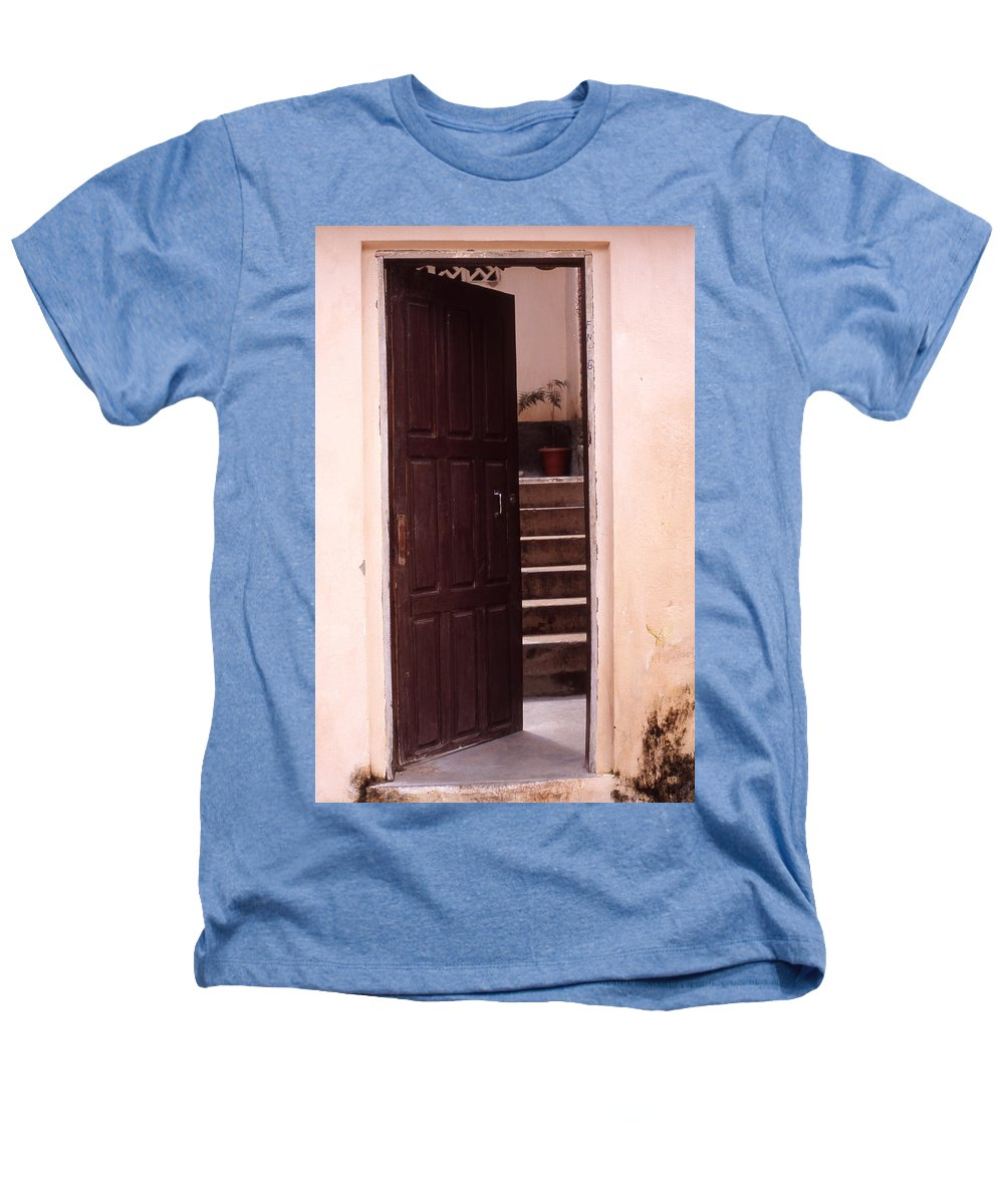 Bahia Heathers T-Shirt featuring the photograph Bahian Opening by Patrick Klauss