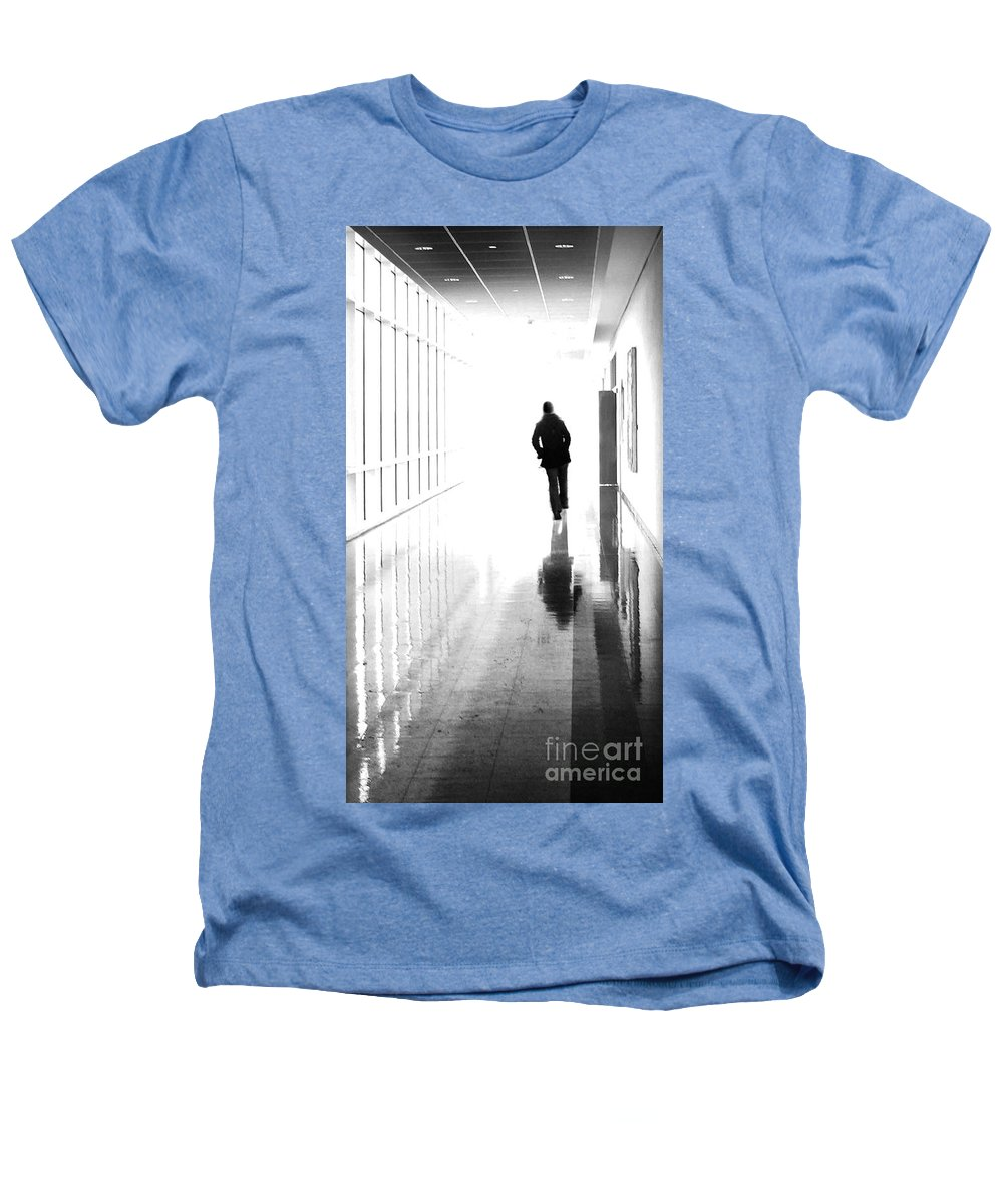 Dipasquale Heathers T-Shirt featuring the photograph Being Alone Doesnt Mean Youre Free by Dana DiPasquale