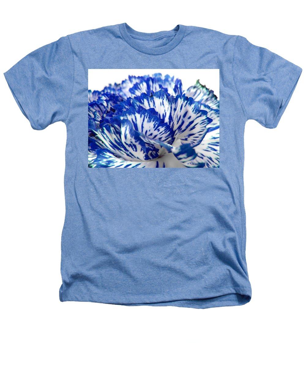 Carnation Heathers T-Shirt featuring the photograph Carnation by Daniel Csoka
