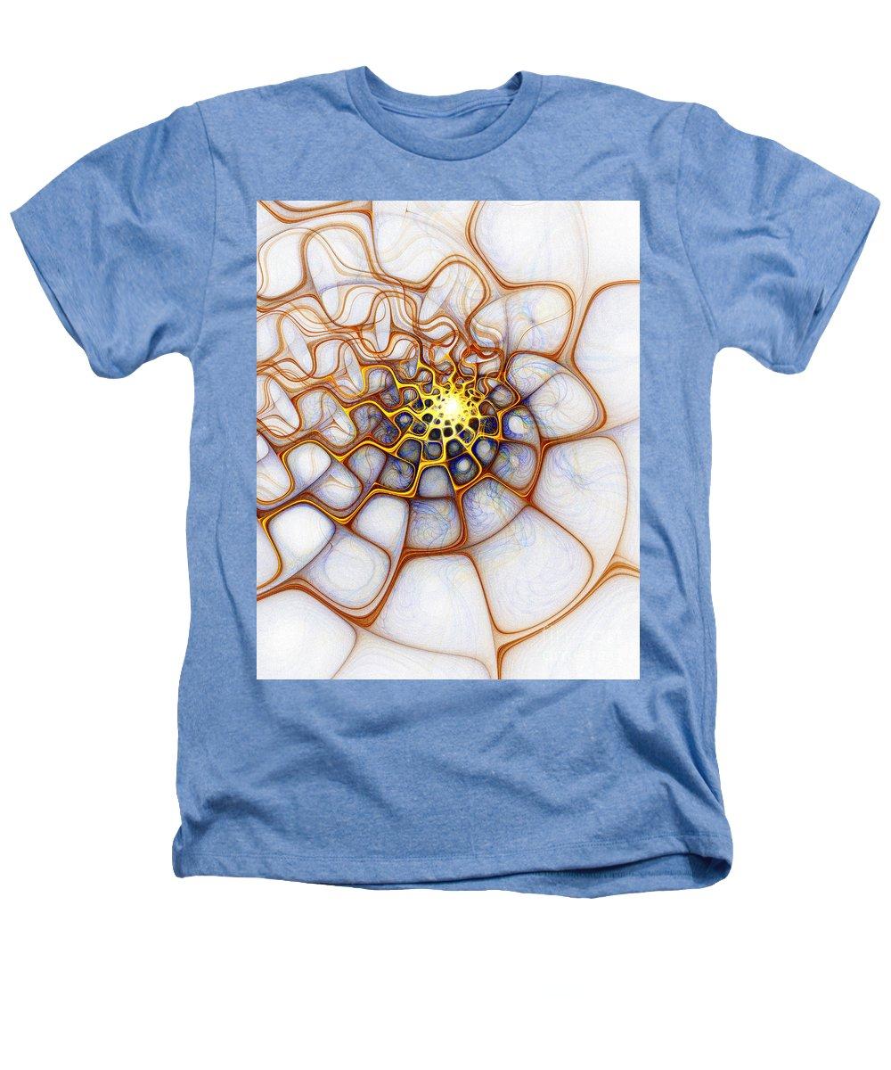 Digital Art Heathers T-Shirt featuring the digital art Charlotte's Web by Amanda Moore