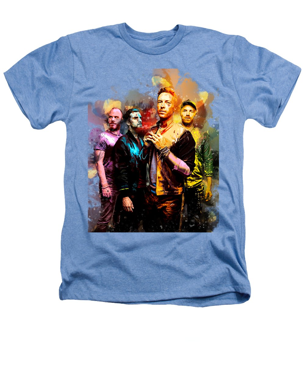 Coldplay Heathers T-Shirts