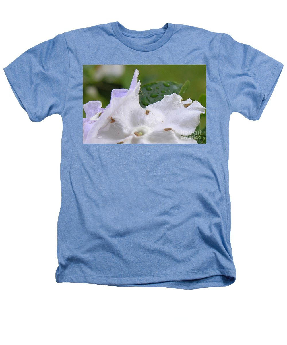 Flower Heathers T-Shirt featuring the photograph Easter Surprise by Richard Rizzo