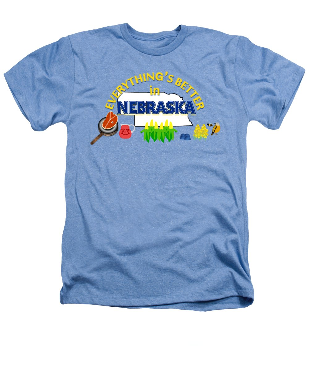 Meadowlark Heathers T-Shirts