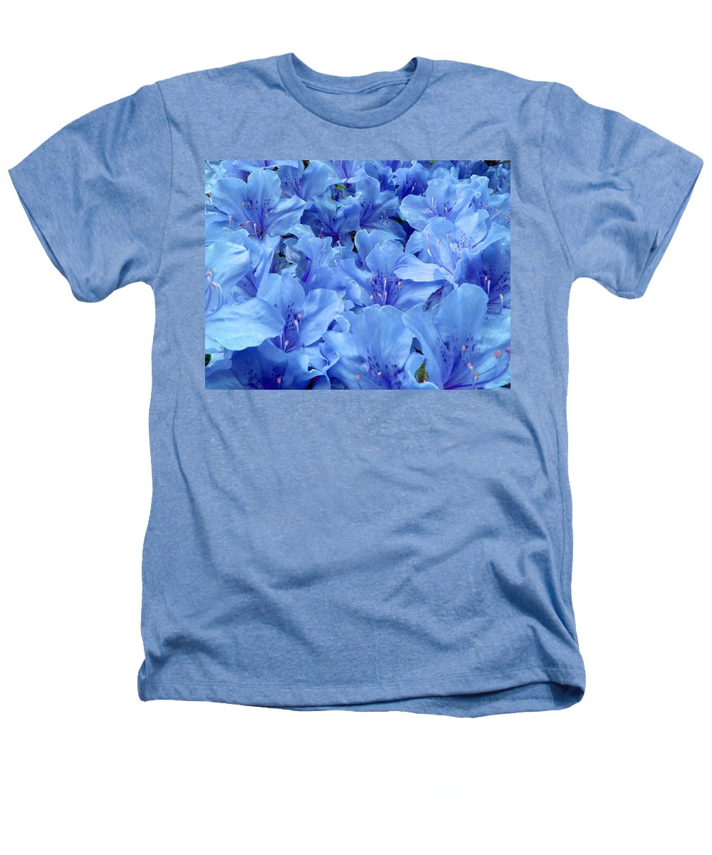 Azalea Heathers T-Shirt featuring the photograph Fantasia Azalea by Daniel Csoka