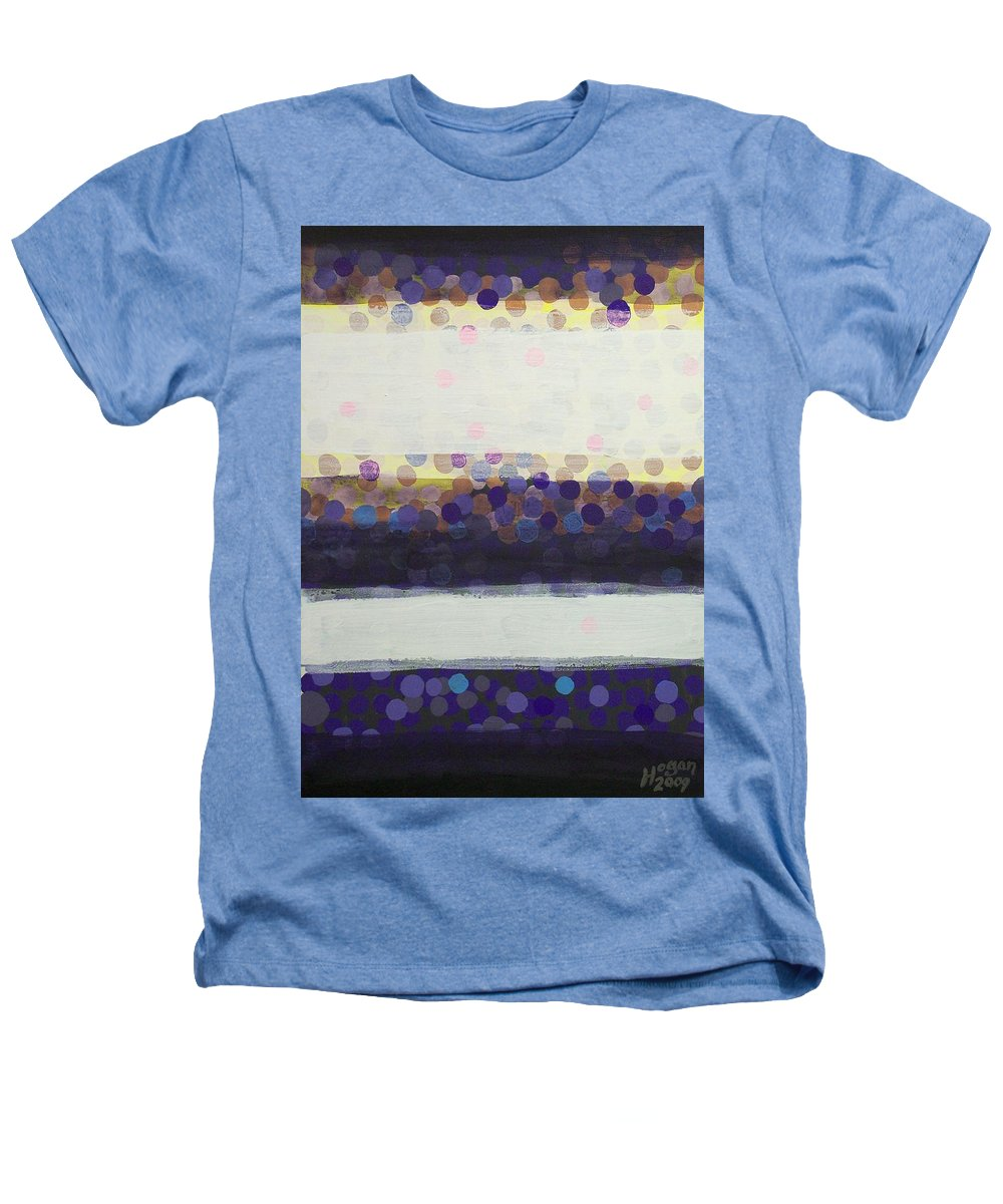 Final Moments Heathers T-Shirt featuring the painting Final Moments by Alan Hogan