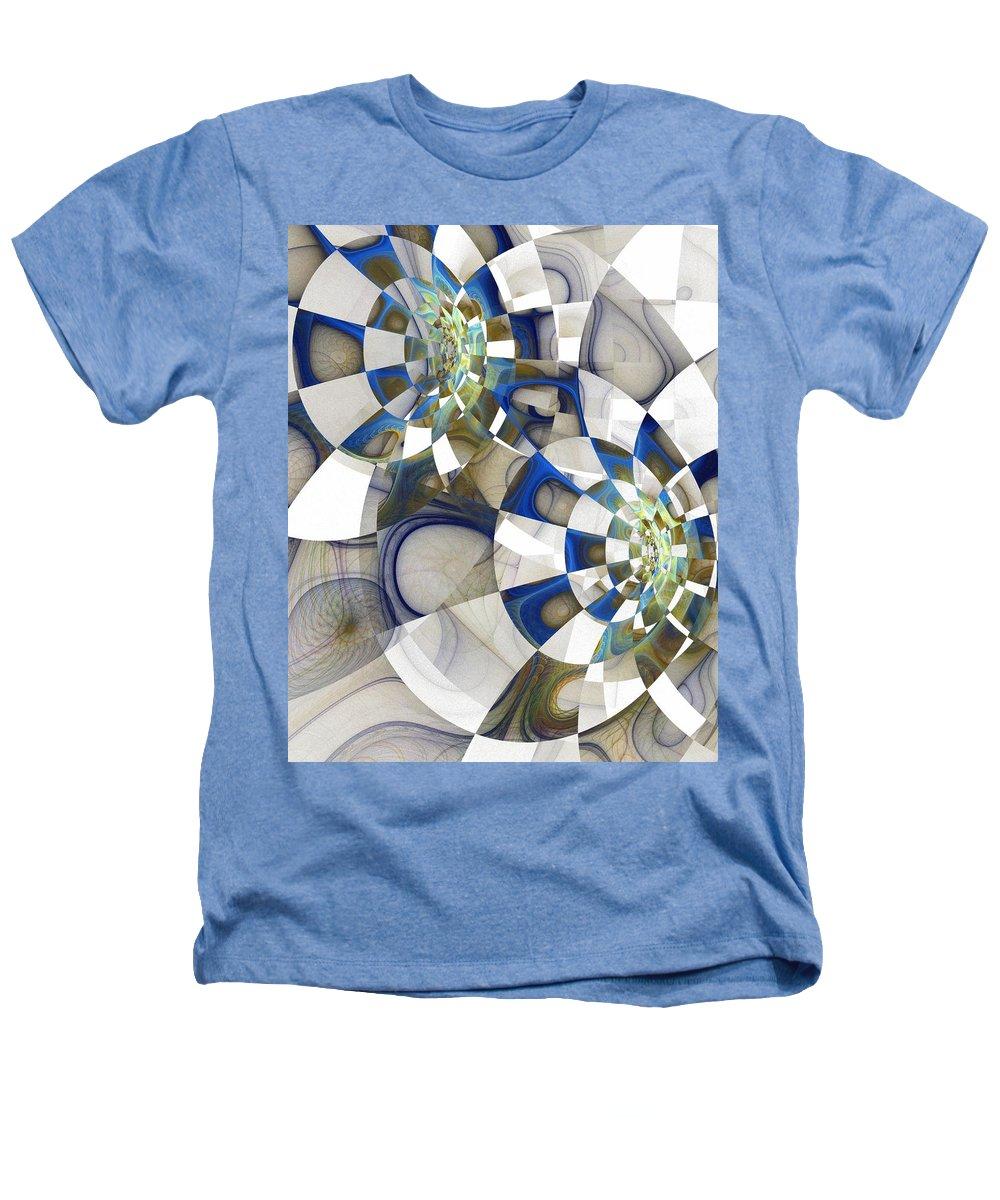 Digital Art Heathers T-Shirt featuring the digital art Flight by Amanda Moore