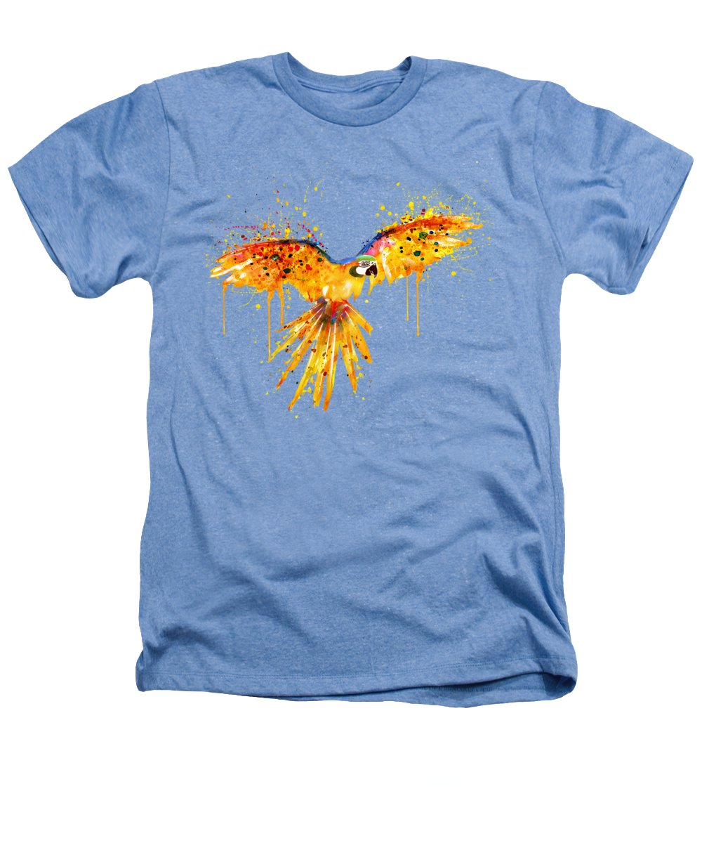 Parrot Heathers T-Shirts