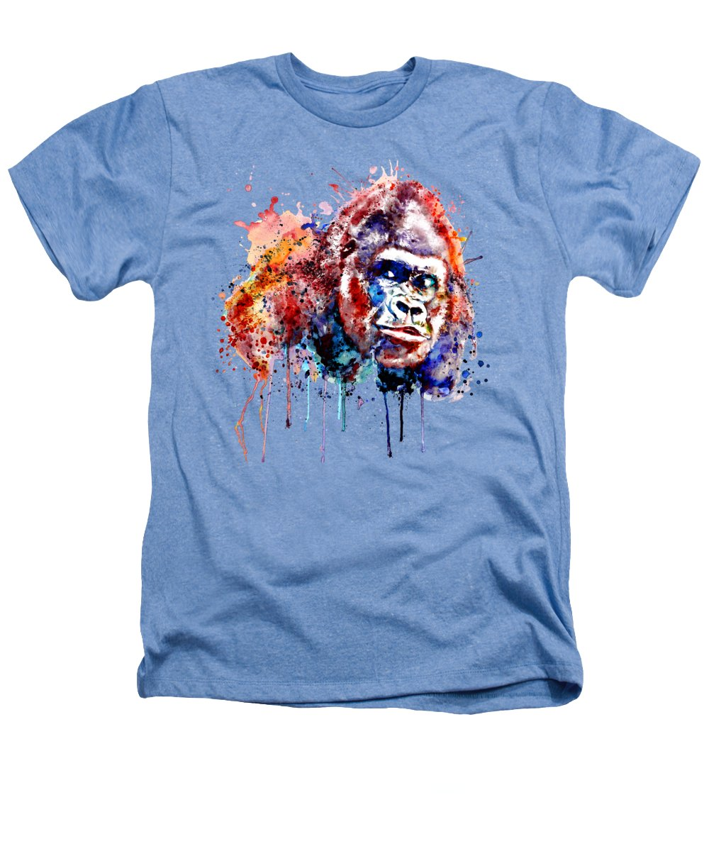 Gorilla Heathers T-Shirts