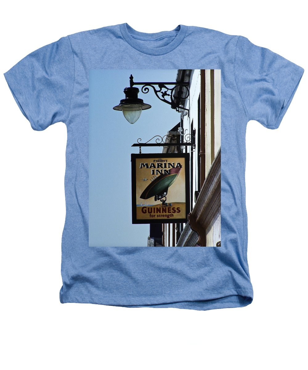 Irish Heathers T-Shirt featuring the photograph Guinness For Strength Dingle Ireland by Teresa Mucha