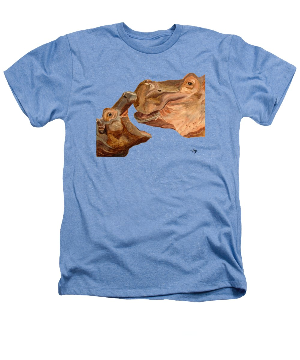 Hippopotamus Heathers T-Shirts