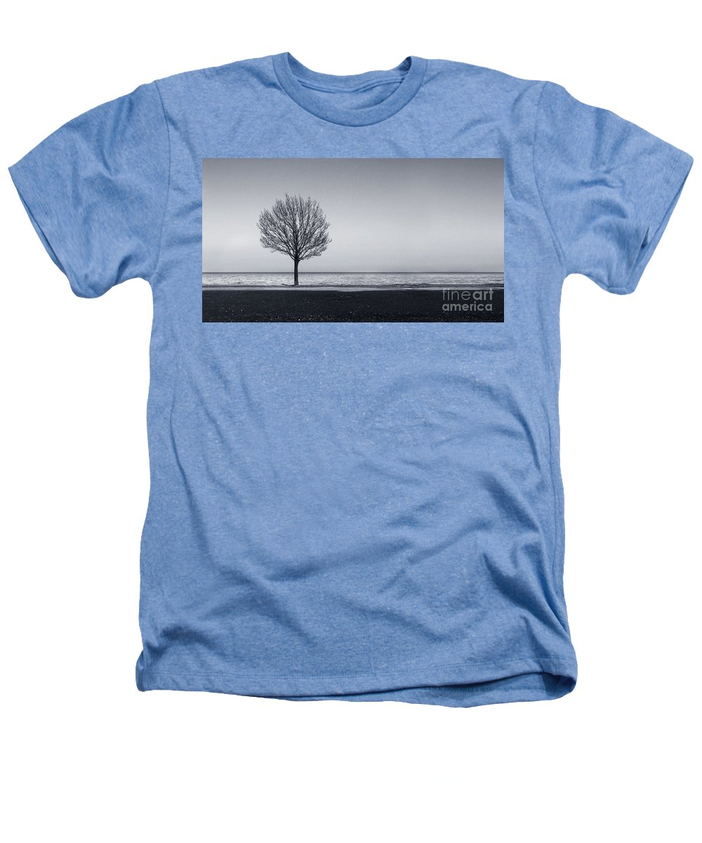 Tree Heathers T-Shirt featuring the photograph I Didnt Hear You Leaving by Dana DiPasquale