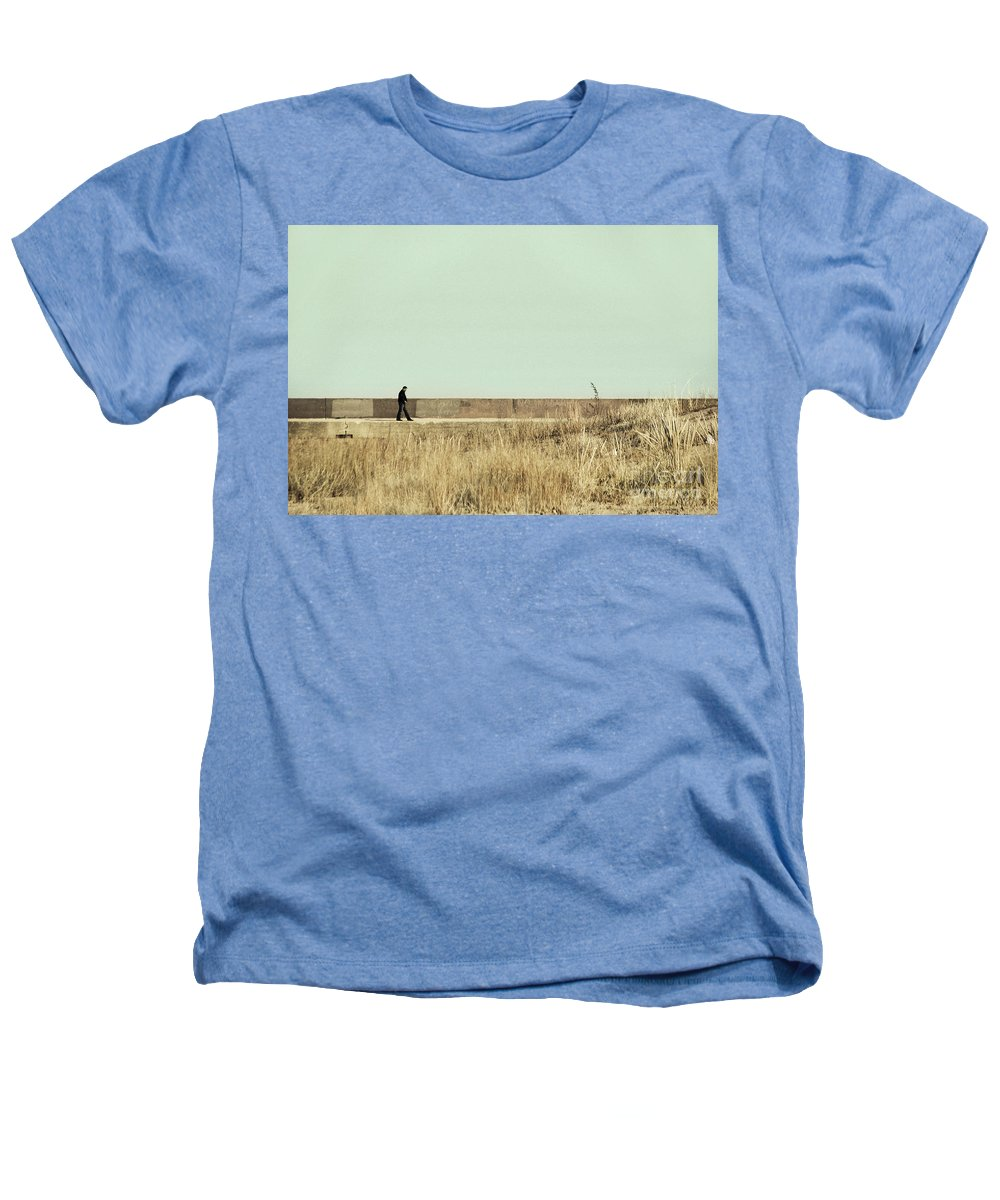 Dipasquale Heathers T-Shirt featuring the photograph I Remember What We Said by Dana DiPasquale
