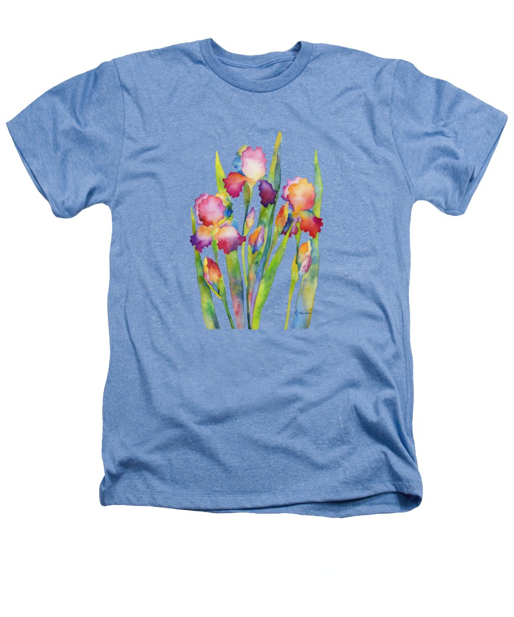 Irises Heathers T-Shirts