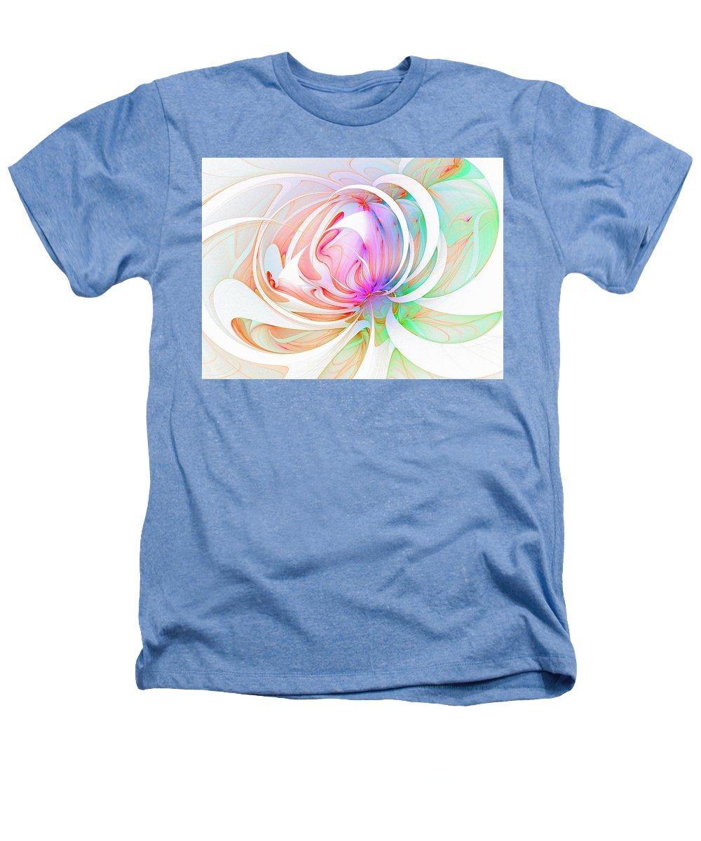 Digital Art Heathers T-Shirt featuring the digital art Joy by Amanda Moore