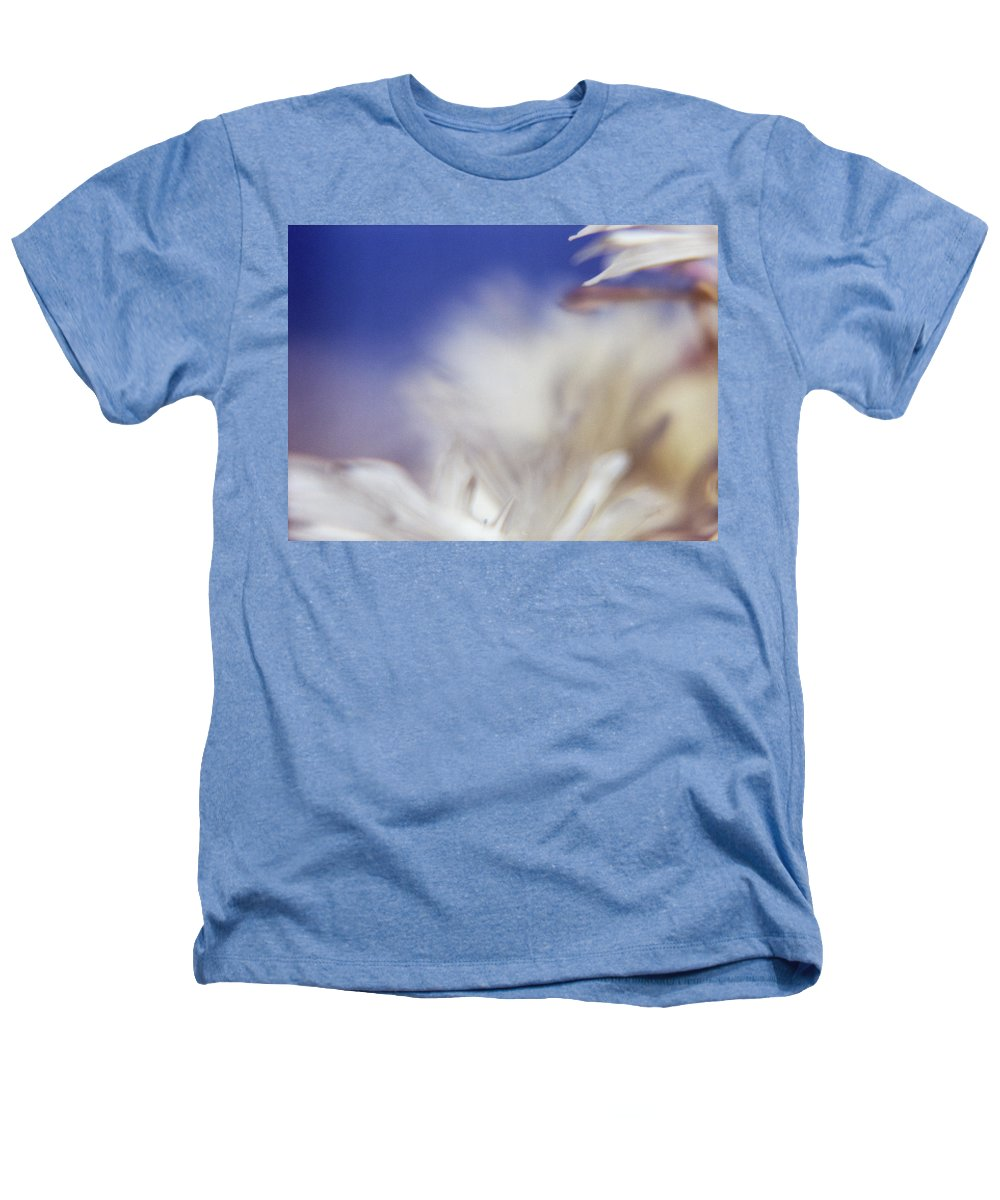 Flower Heathers T-Shirt featuring the photograph Macro Flower 1 by Lee Santa