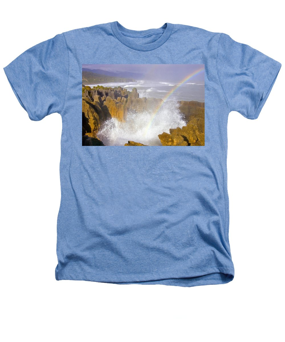 Paparoa Heathers T-Shirt featuring the photograph Making Miracles by Mike Dawson