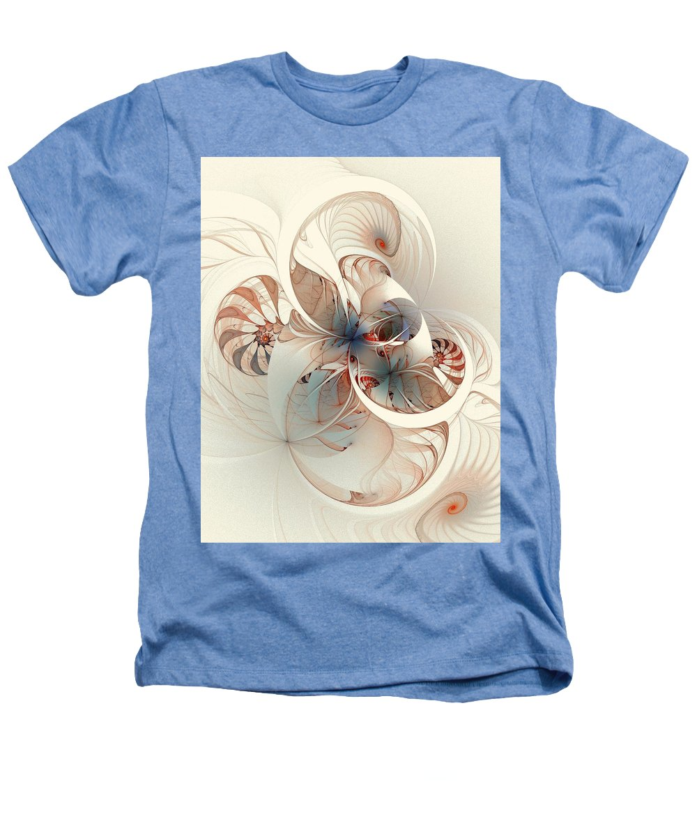 Heathers T-Shirt featuring the digital art Mollusca by Amanda Moore