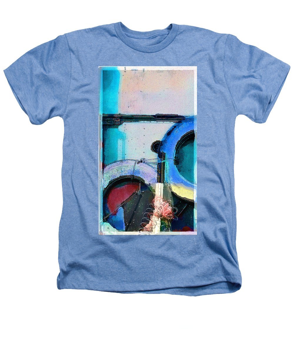 Abstract Heathers T-Shirt featuring the photograph panel three from Centrifuge by Steve Karol