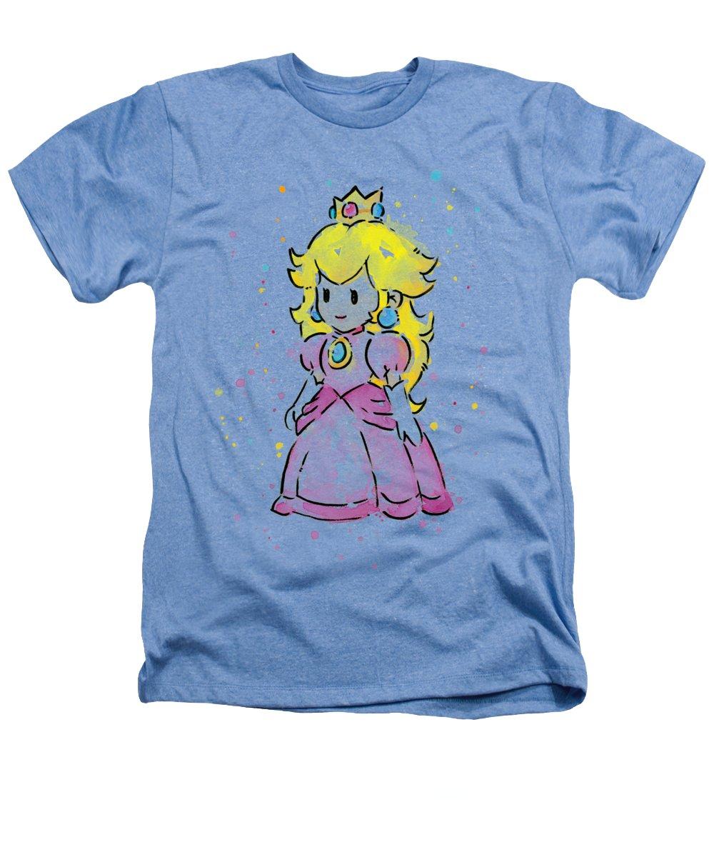 Peach Heathers T-Shirts