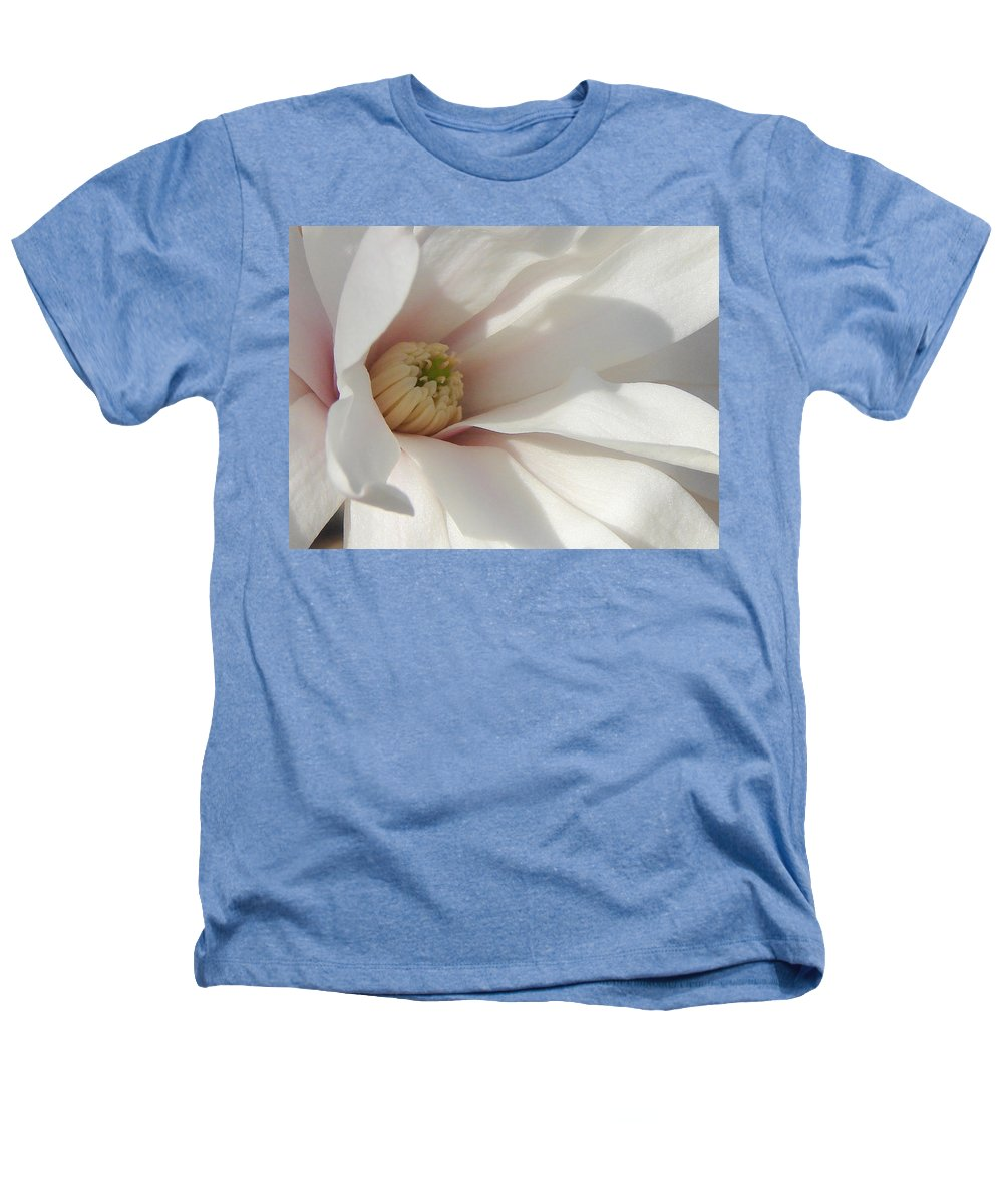 Heathers T-Shirt featuring the photograph Simply White by Luciana Seymour