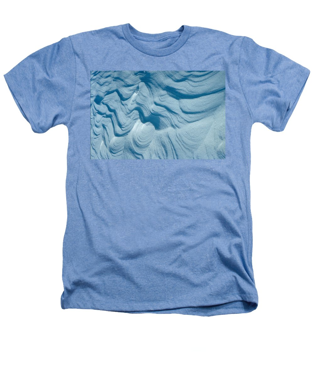 Snow Heathers T-Shirt featuring the photograph Snow by Flavia Westerwelle