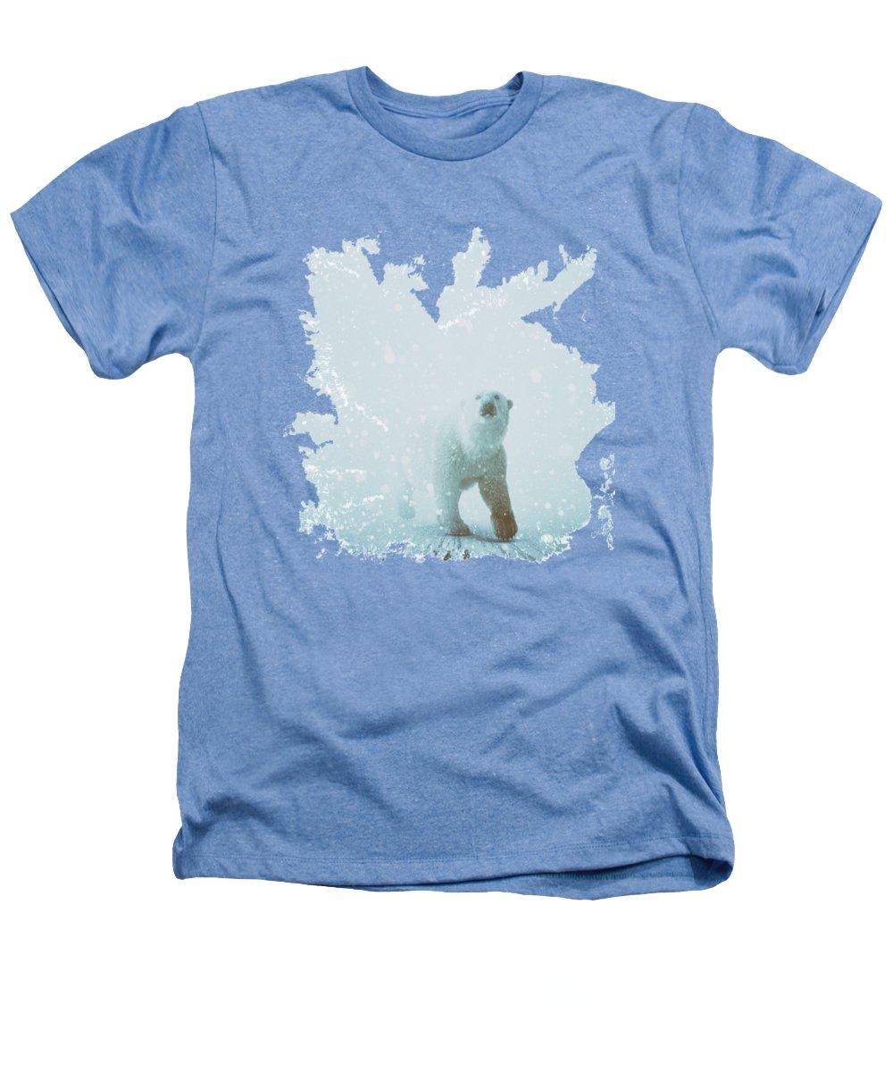 Polar Bear Heathers T-Shirts