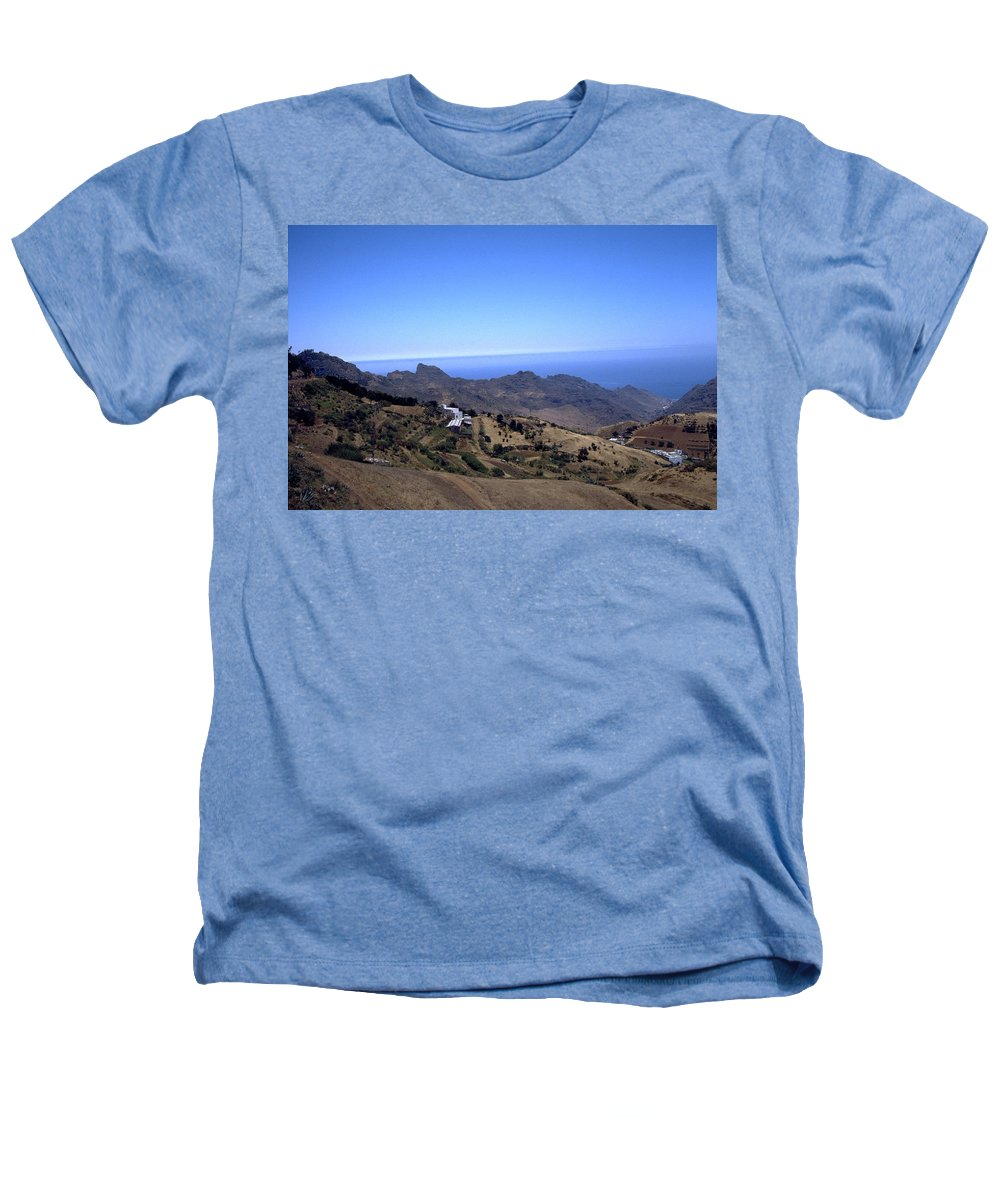 Tenerife Heathers T-Shirt featuring the photograph Tenerife II by Flavia Westerwelle