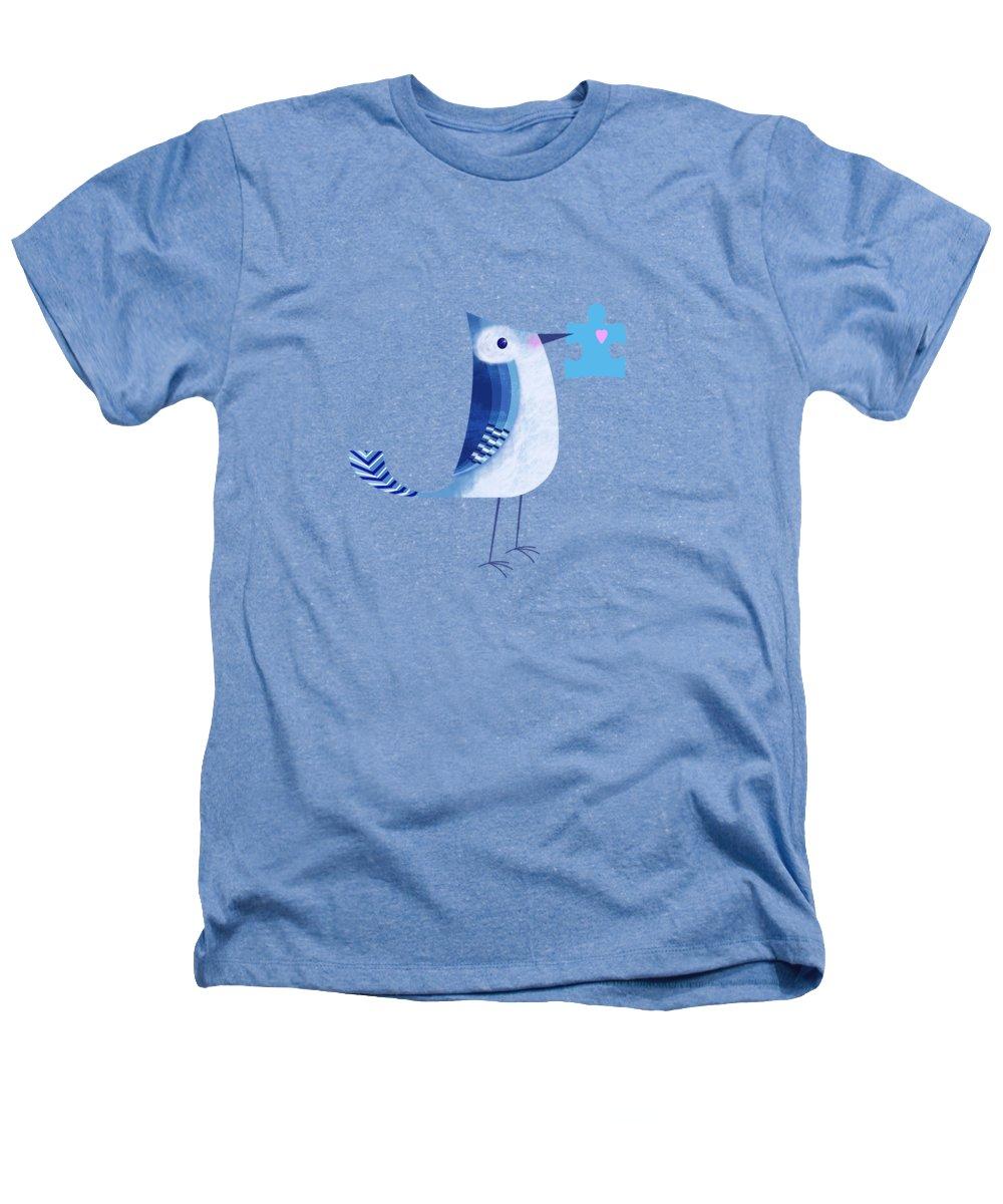 Bluebird Heathers T-Shirts