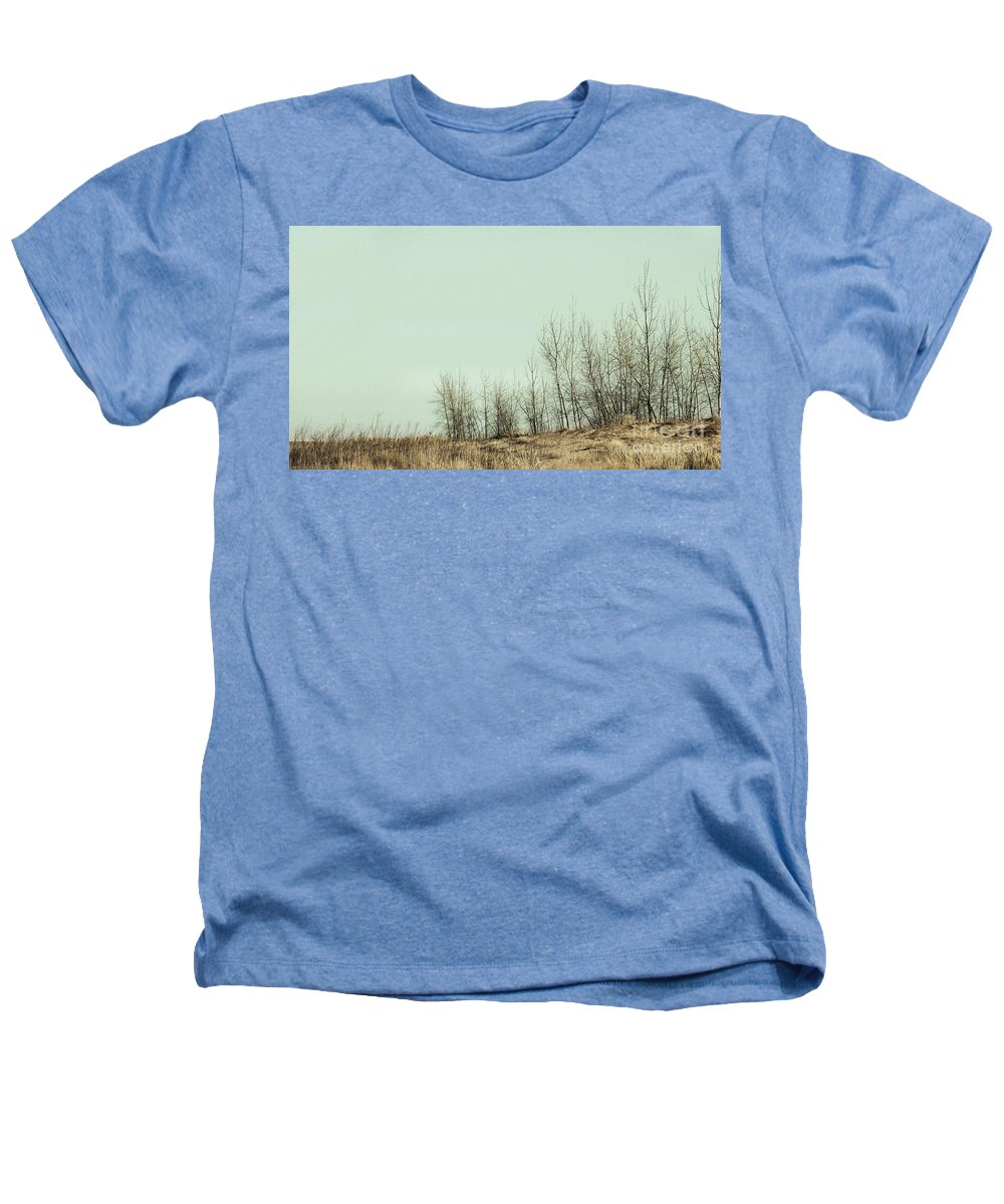 Trees Heathers T-Shirt featuring the photograph The Things We Should Have Done To End Up Somewhere Else by Dana DiPasquale