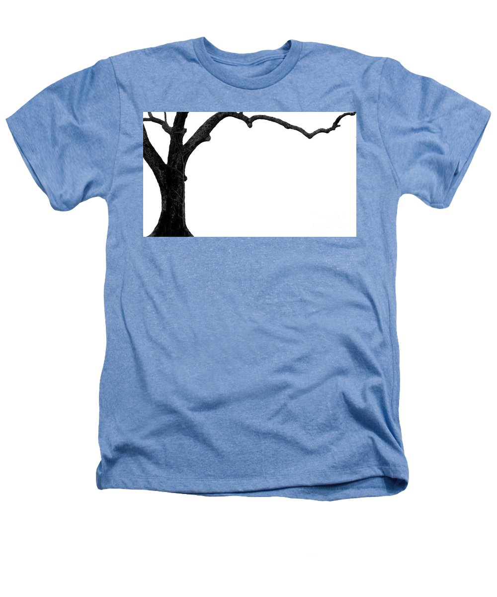 Tree Heathers T-Shirt featuring the photograph The Tree by Amanda Barcon