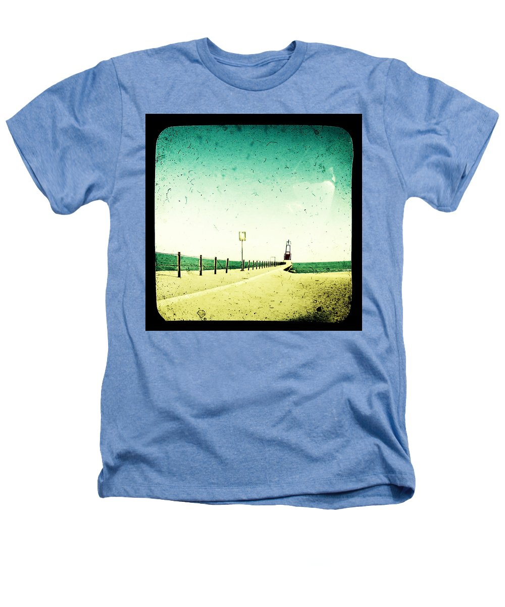 Beach Heathers T-Shirt featuring the photograph These Days Are Gone by Dana DiPasquale