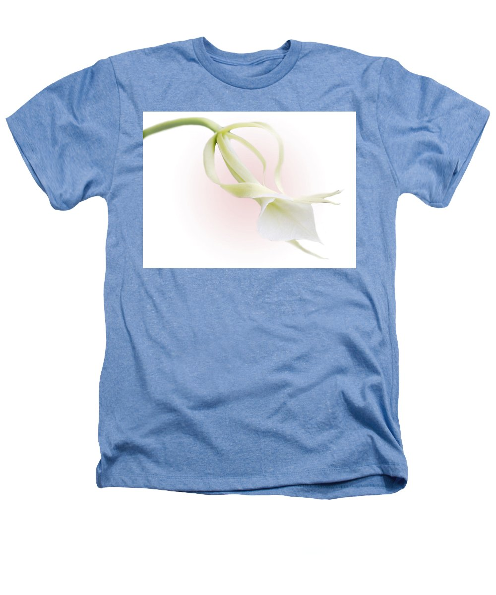 Love Heathers T-Shirt featuring the photograph Valentine Orchid by Marilyn Hunt