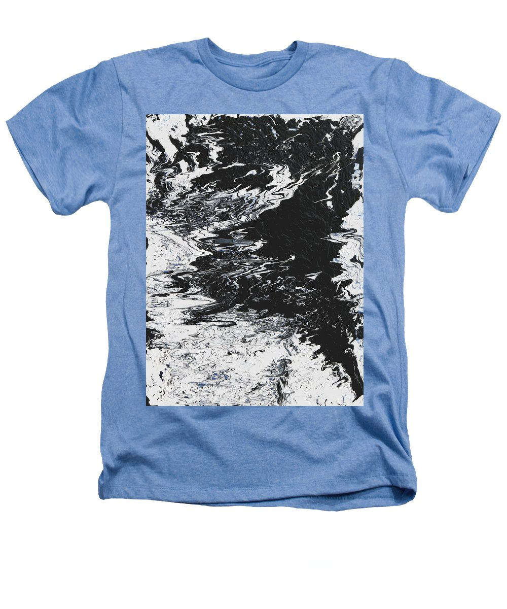 Fusionart Heathers T-Shirt featuring the painting Victory by Ralph White