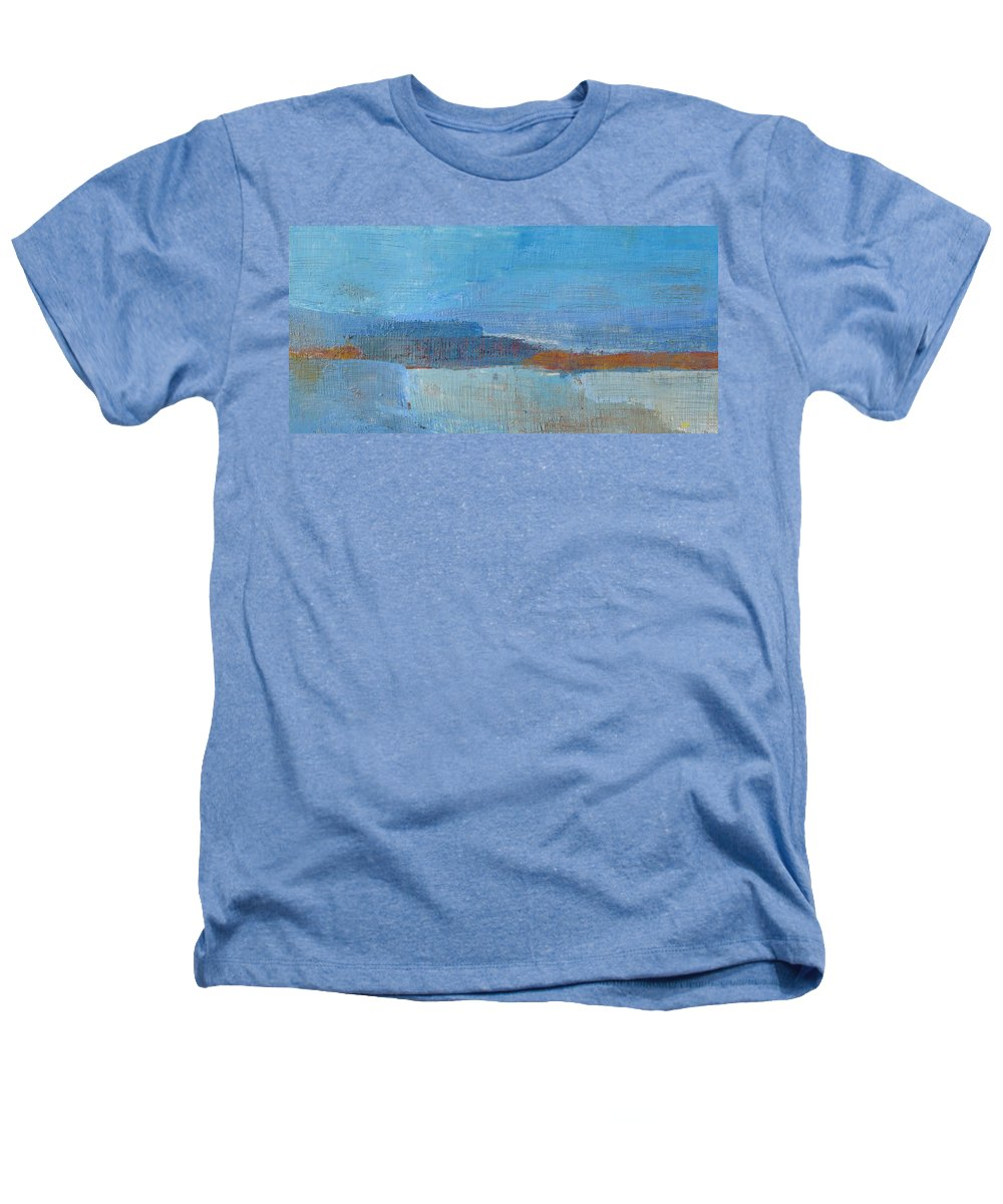 Abstract Heathers T-Shirt featuring the painting Vision by Habib Ayat
