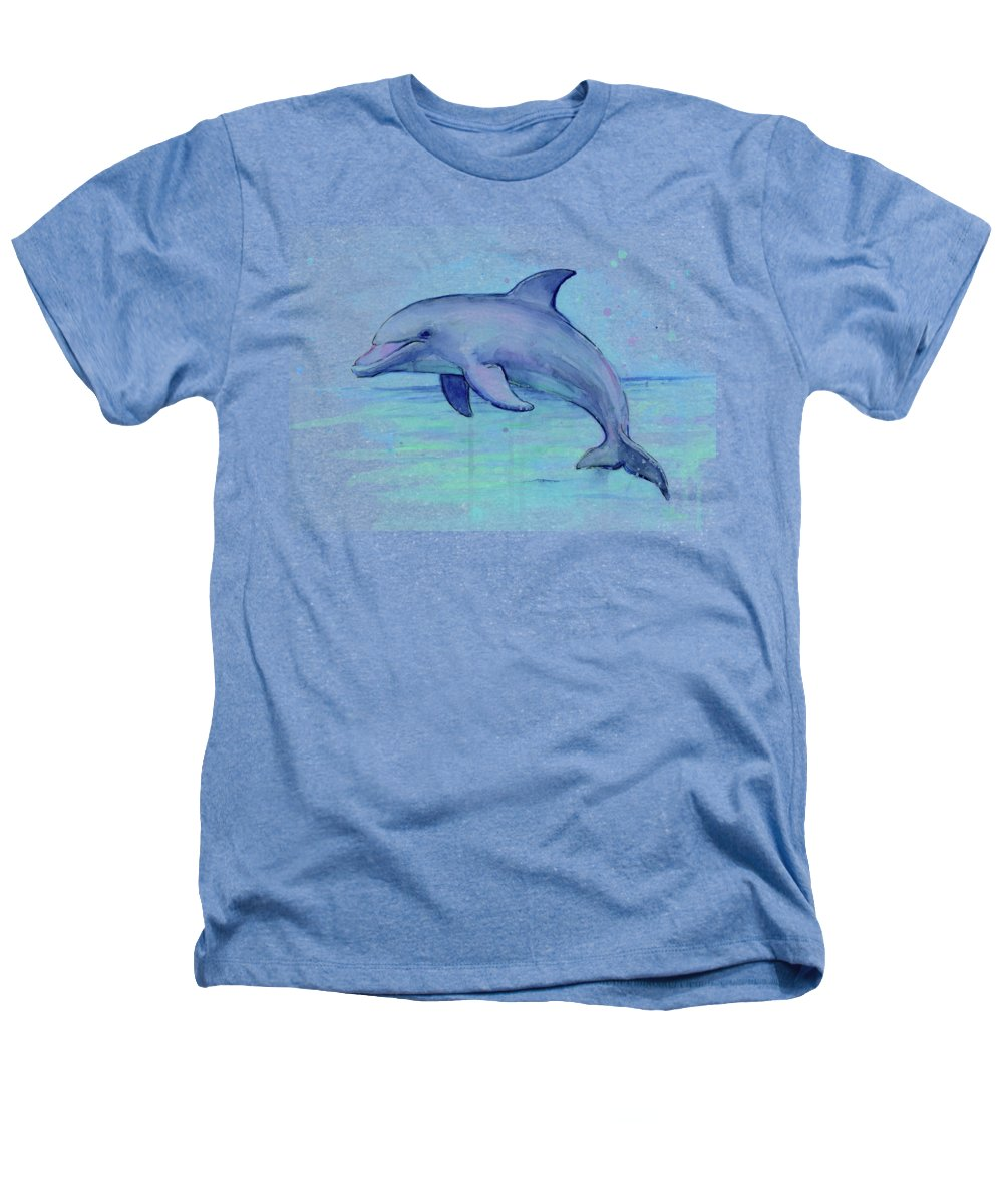 Dolphin Heathers T-Shirts