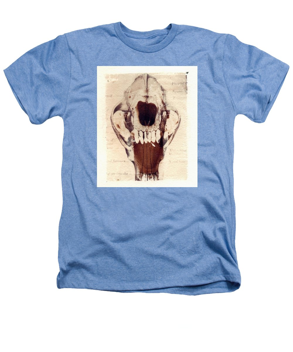 Polaroid Heathers T-Shirt featuring the photograph X Ray Terrestrial by Jane Linders