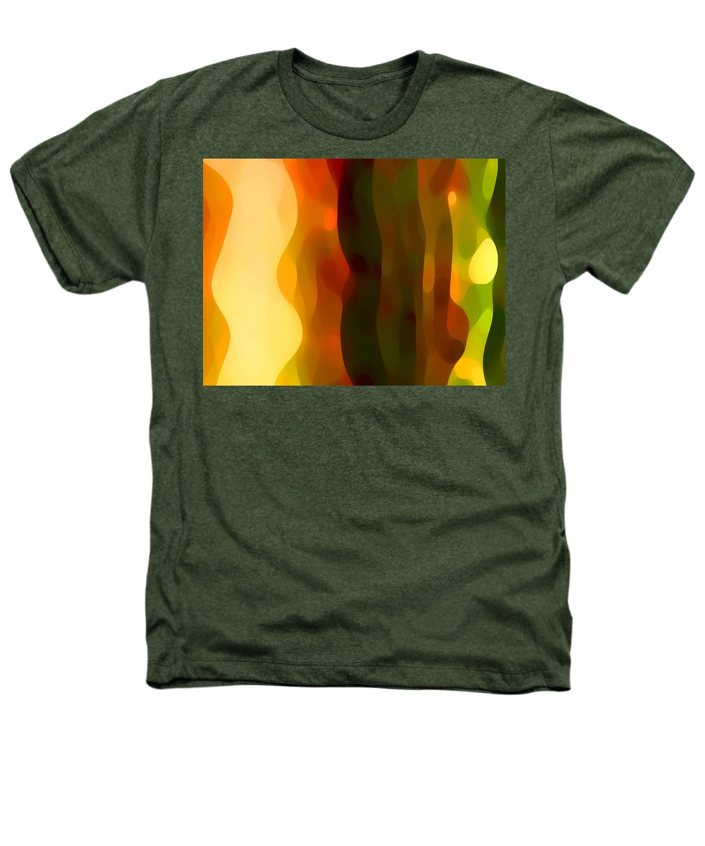 Bold Heathers T-Shirt featuring the painting Desert Pattern 1 by Amy Vangsgard