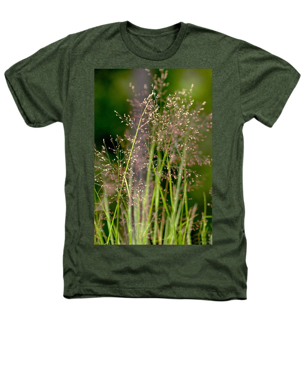 Floral Heathers T-Shirt featuring the photograph Memories Of Springtime by Holly Kempe