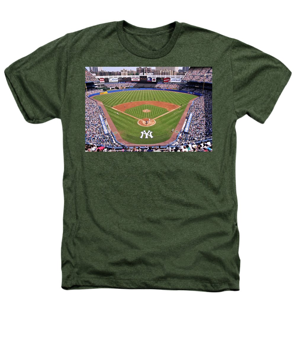 Yankee Stadium Heathers T-Shirts