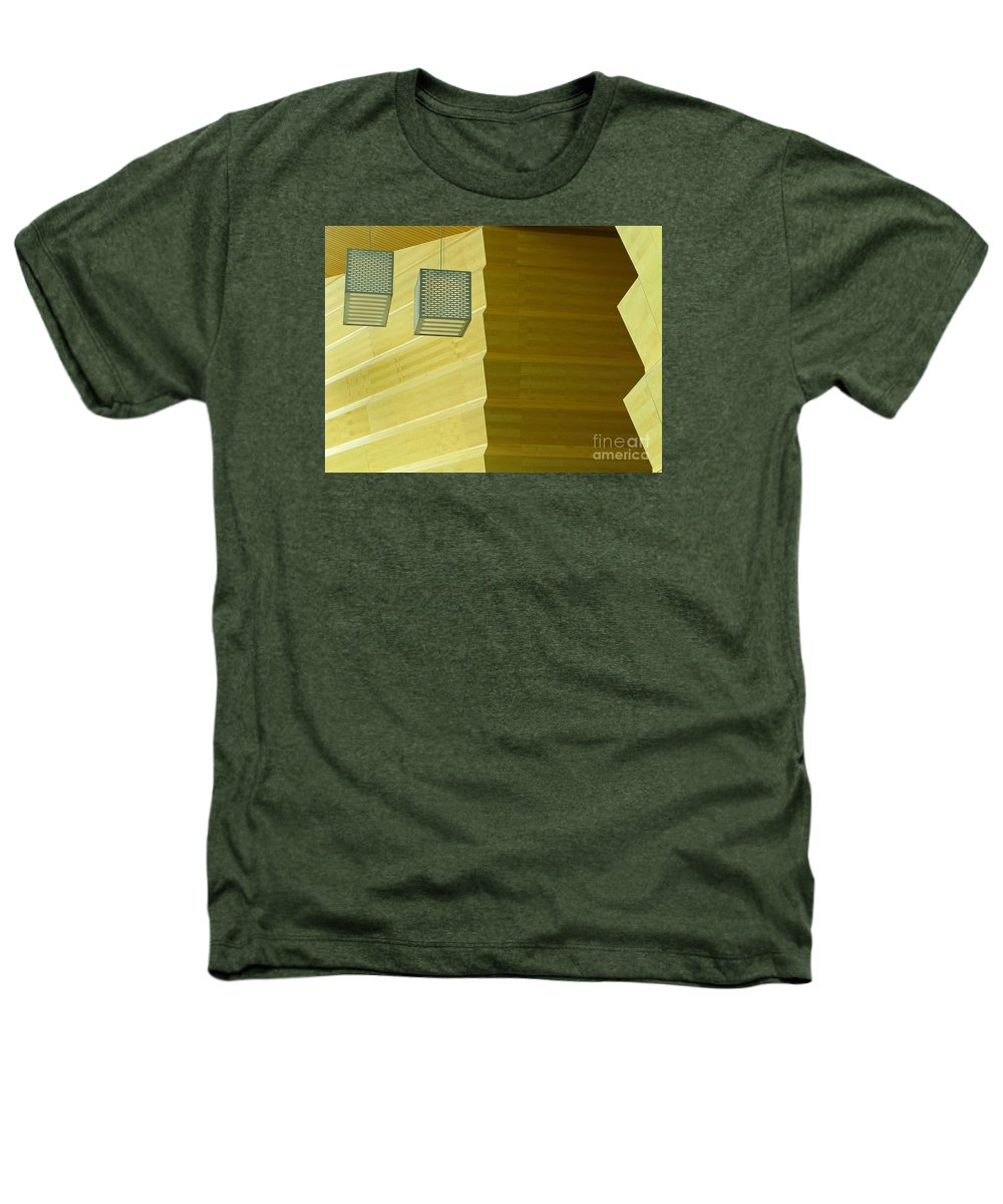 Zig-zag Heathers T-Shirt featuring the photograph Zig-zag by Ann Horn