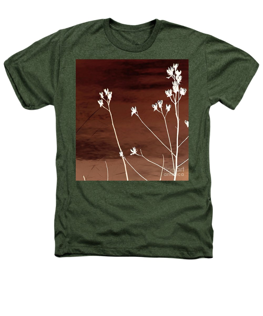 Flowers Heathers T-Shirt featuring the photograph Floral by Amanda Barcon