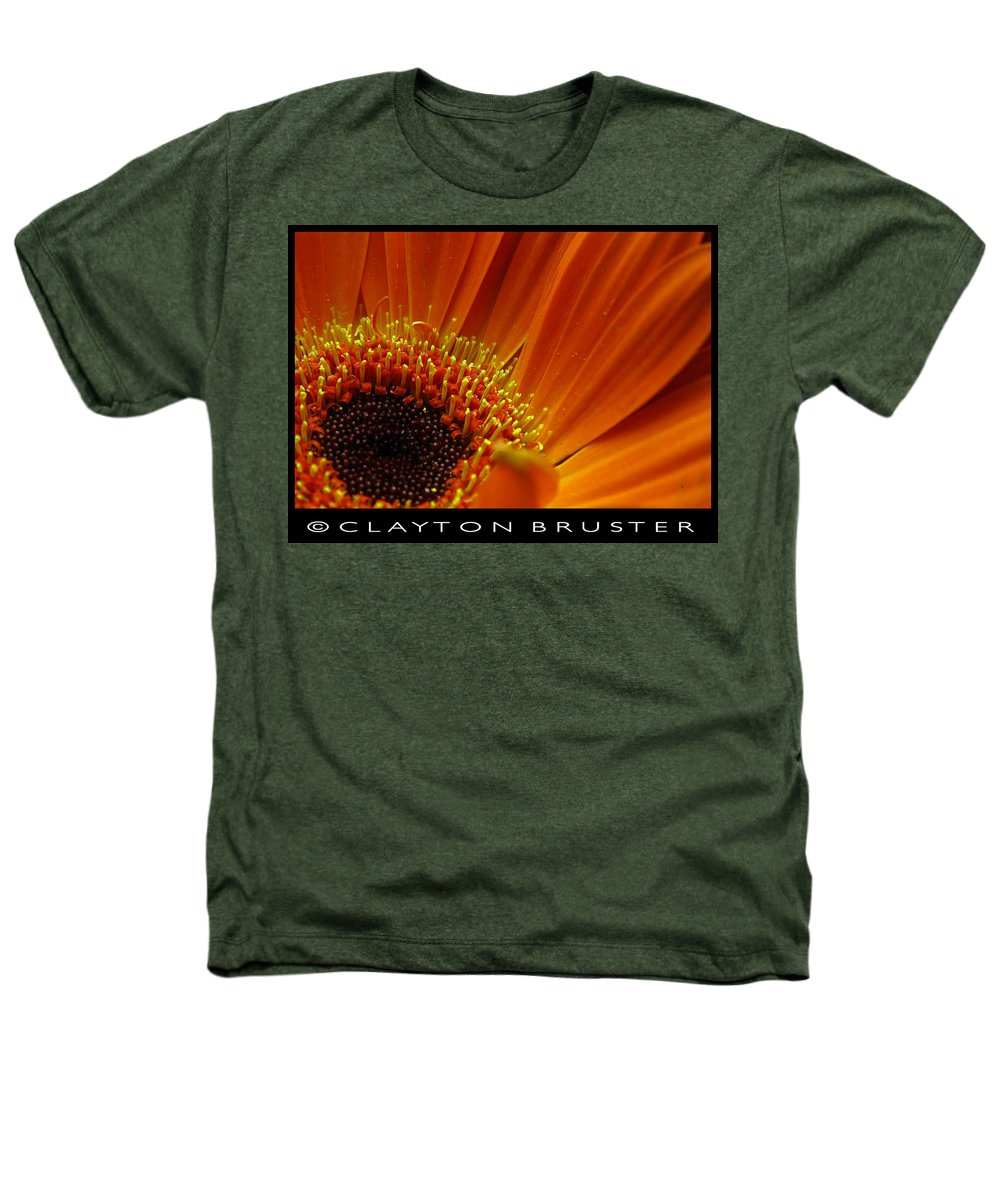 Clay Heathers T-Shirt featuring the photograph Floral by Clayton Bruster
