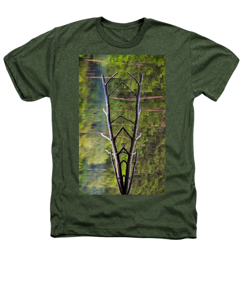 Photography Heathers T-Shirt featuring the photograph Jacob's Ladder by Skip Hunt