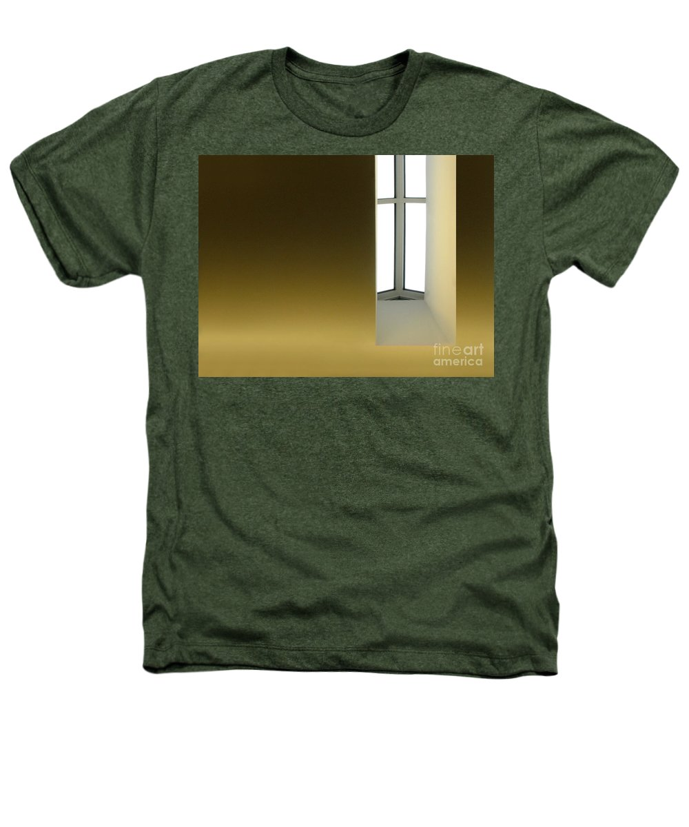 Architecture Heathers T-Shirt featuring the photograph Above Series 2.0 by Dana DiPasquale