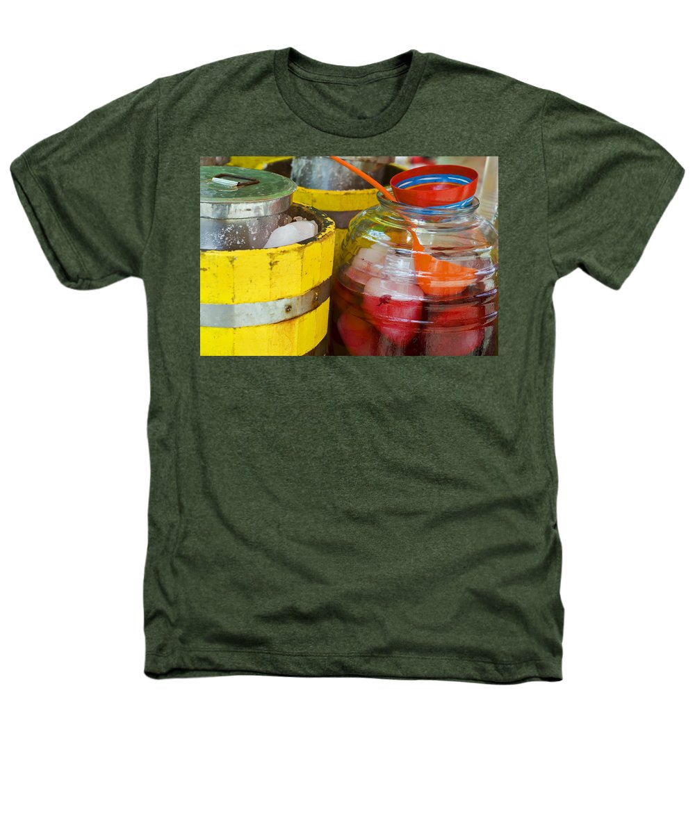 Beverage Heathers T-Shirt featuring the photograph Agua De Hamaica by Skip Hunt