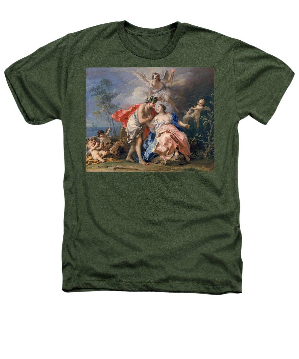 Minotaur Heathers T-Shirts