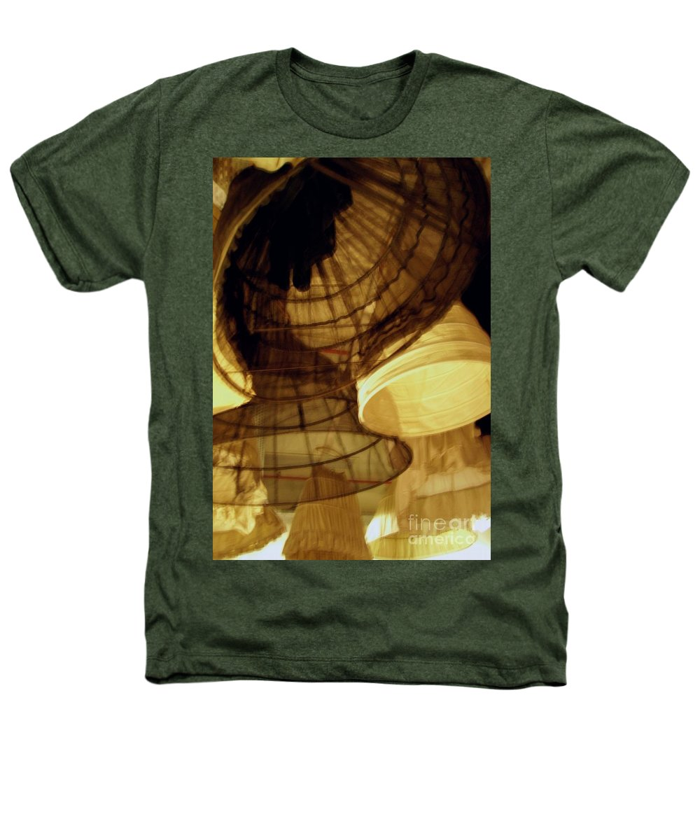 Theatre Heathers T-Shirt featuring the photograph Crinolines by Ze DaLuz