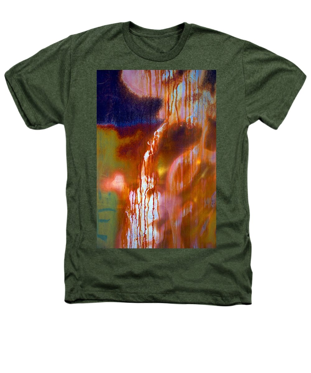 Skip Heathers T-Shirt featuring the photograph Cry Me A River by Skip Hunt