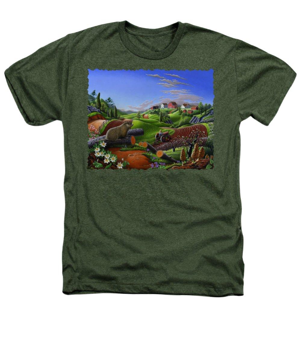 Groundhog Heathers T-Shirts